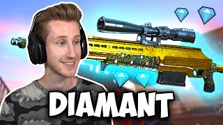 Road To Diamond Sniper 💎 (kein Iced Out)