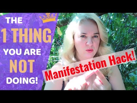 you-need-to-do-this-to-get-results!-manifestation-hack-#-1