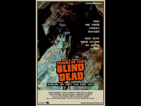Tombs of the Blind Dead  1972 HD Remastered