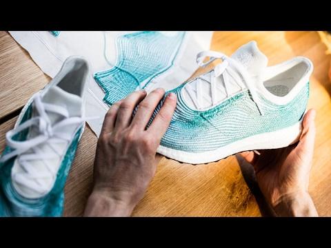 Adidas sprzedał w zeszłym roku 1 mln par butów zrobionych z