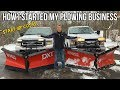 How To Start A Snow Plow Business | What It Costs & How To Get Plowing Accounts