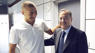 Karim benzema is an essential cog in the real madrid machine. he shares a tight bond with florentino pérez. and it was pérez who really convinced ...