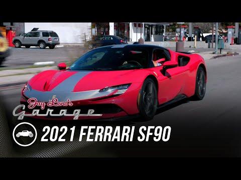 2021 Ferrari SF90 – Jay Leno's Garage