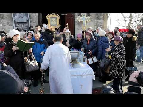 Kerch.FM: В Керчи прошли крещенские богослужения