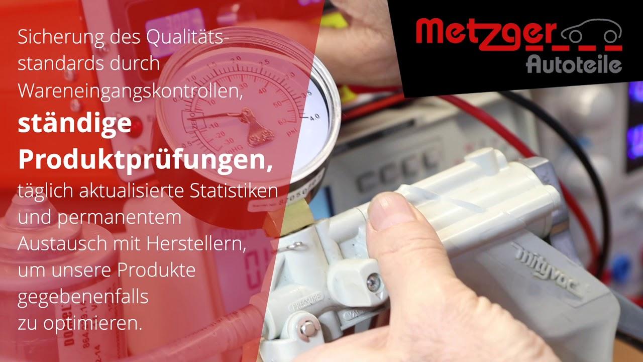 Internes Qualitätsmanagement bei METZGER AUTOTEILE