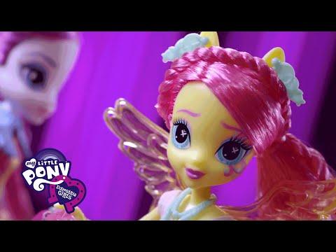 MLP: Equestria Girls Toys - 'Rockin Hairstyles Dolls!' TV Promo