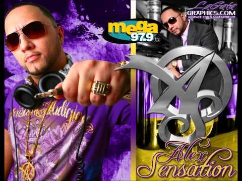 La Mega Mezcla Mix House&Merengue Alex Sensation