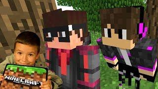 Майнкрафт КокаПлей и Папа - Выживание #16 - KokaPlay Minecraft PE 1.4 Survival