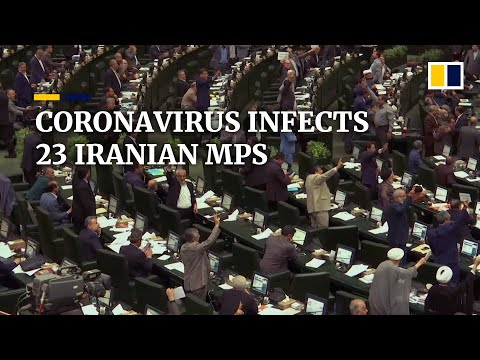Iran steps up Covid-19 fight as at least 23 lawmakers are confirmed with coronavirus infections