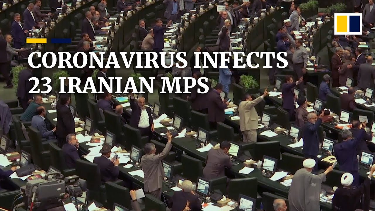 Iran steps up Covid-19 fight as at least 23 lawmakers are confirmed with coronavirus infections thumbnail