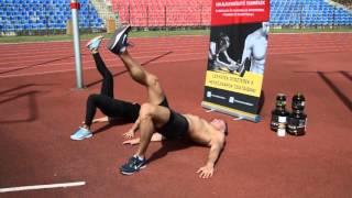 Gladiator Life edzésterv nőknek,zsírégető edzés,otthoni edzésterv