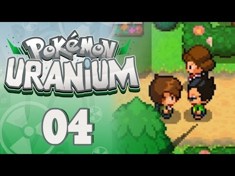 Pokemon Uranium Part 4 THESE FAKEMON ARE CUTE!  ( Pokemon Fan Game )Walkthrough Gameplay