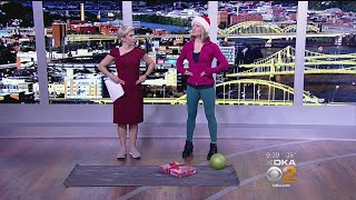 Fitness Friday: Merry Fitness Workout