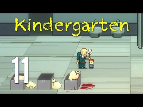 Ep 11 - Lily's mission (Let's play Kindergarten Steam Early Access)