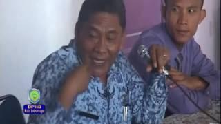 Taufik Hidayat Ketua DPRD Kab Indramayu Dukung Pelatihan Reportase Pramuka