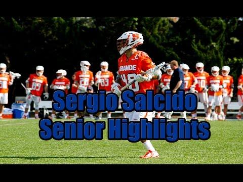 a report on the career of ben rosenberg a senior lacrosse player