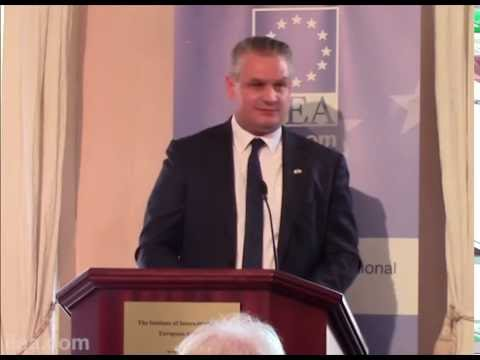 Mr. Szabolcs Takács - Brexit: the Prelude and the Aftermath – a Perspective from Hungary