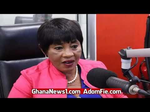 Anita Desoso wants NDC to go back to propaganda secretary position