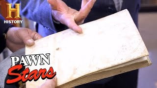 """Pawn Stars: """"Elixir of Life"""" Book 
