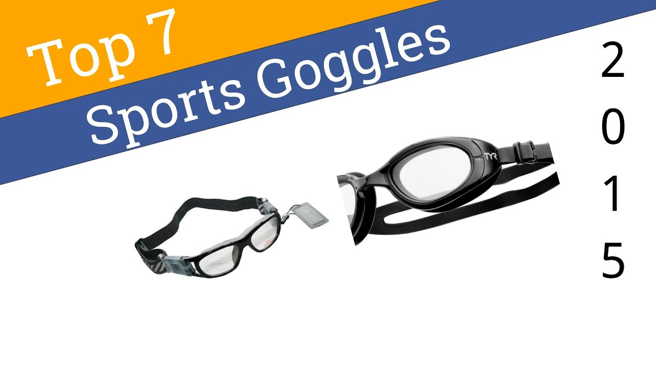 best sports goggles  7 Best Sports Goggles 2015 - YouTube