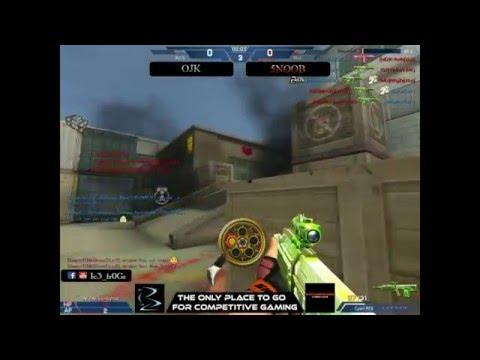 Ic3_fr0Gz - OJK vs 5NOOB AK2 BATTLEGROUND Tournament Season 2