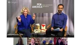 PEN Banned Books Week Google Hangout On Air with Erica Jong