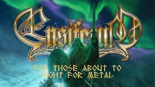 Ensiferum - For Those About to Fight for Metal (OFFICIAL)