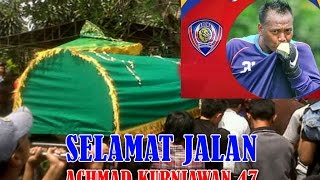 BERITA: RIP Achmad Kurniawan Kiper Arema FC Meninggal Dunia