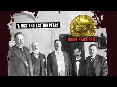 Roosevelt's Nobel Peace Prize - Decades TV Network