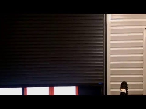 Xtreme Shutters - Alluminium and Steel Shutters Example Video