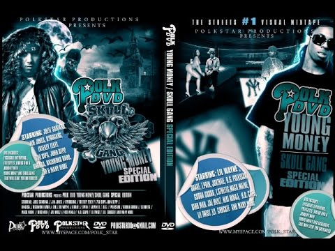 POLK DVD Young Money Skull Gang Special Edition [Full DVD]