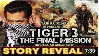 Tiger 3 : Tiger Zinda Hai Sequel | 51 Interesting Facts | Salman Khan | Katrina Kaif | Ali Abbas |