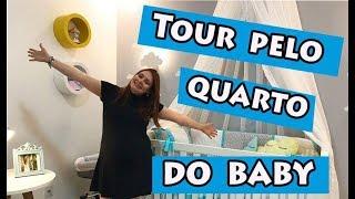 TOUR PELO QUARTO DE BRYAN