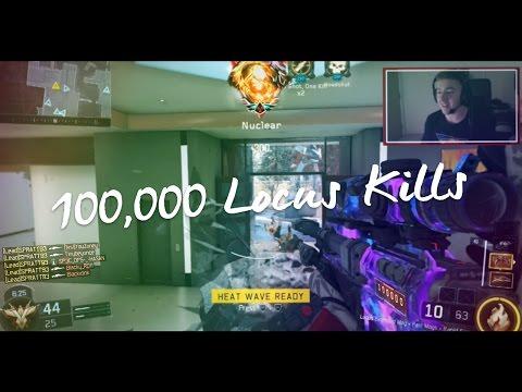 100,000 Locus Kills