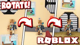 THIS FLOOD ESCAPE 2 MAP ROTATES & SPINS?! (Roblox)