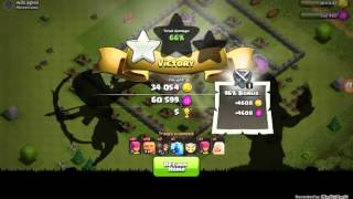 Clash of Clans Ep.2 Malo se zezamo