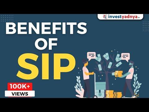 SIP ke Fayde | Benefits of SIP in Hindi | SIP Mutual Fund Hindi | SIP Investment in hindi