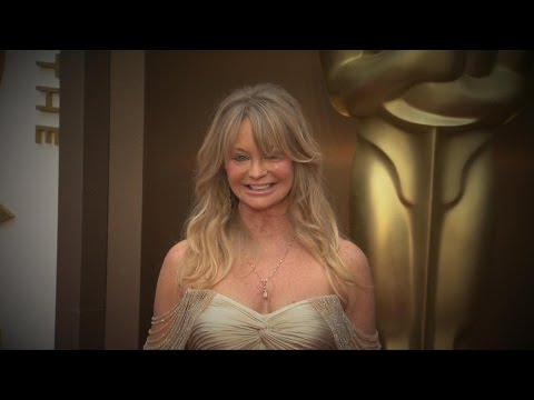 Goldie Hawn Reveals Her Secret To Happiness