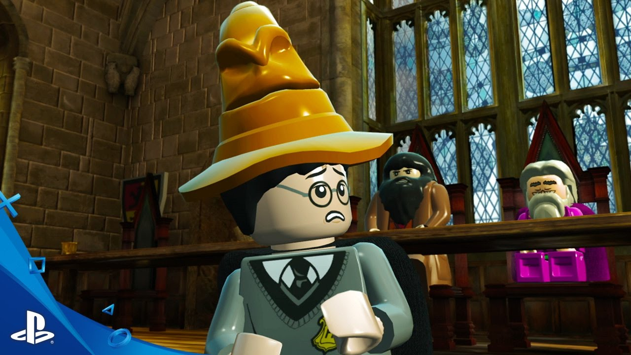 Lego Harry Potter Collection Launch Trailer Ps4 Youtube