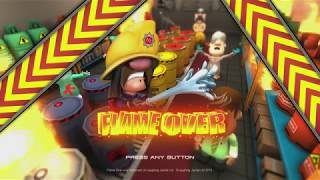 Barnyard Review   Flame Over