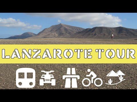 Lanzarote Tour HD