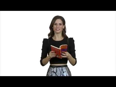 Lyndsy Fonseca Speed Reads for First Book