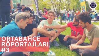 Ortabahçe Röportajları #3 - Yıldız Teknik Üniversitesi Yabancı Diller Yüksekokulu