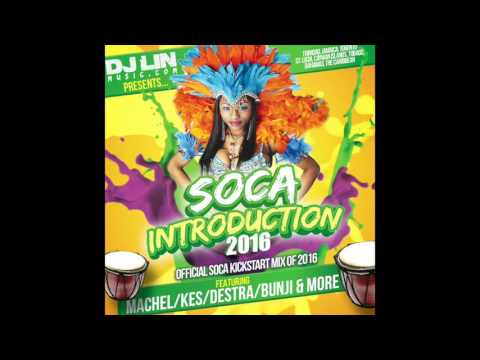 HOTTEST 2016 Soca Mix!!! (Tracklist Included) DJLinMusic.com