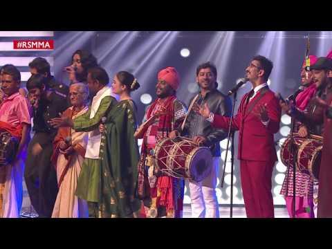 Amit Trivedi's sings Love you Zindagi live at Royal Stag Mirchi Music Awards | #RSMMA