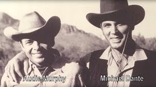 Video AUDIE MURPHY, America's Most Decorated Hero recalled by friend Michael Dante download MP3, 3GP, MP4, WEBM, AVI, FLV Desember 2017