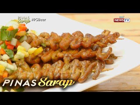 Pinas Sarap: Craft brewery sa Baguio, naghahain ng iba't ibang mga pagkaing may halong beer!