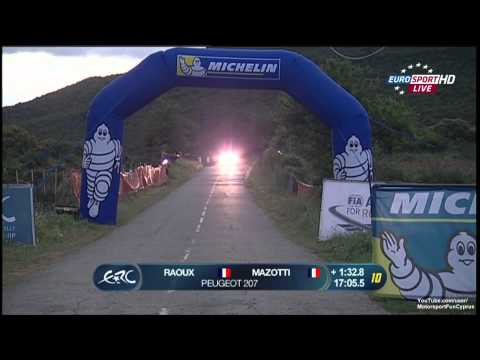 ERC 2013 France Day 1 - SS 6 Live - Part 4/4