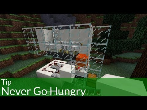 Tip: Never Go Hungry in Minecraft from YouTube · Duration:  7 minutes 58 seconds