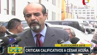 Elecciones 2016: Alianza para el Progreso toma con calma encuestas